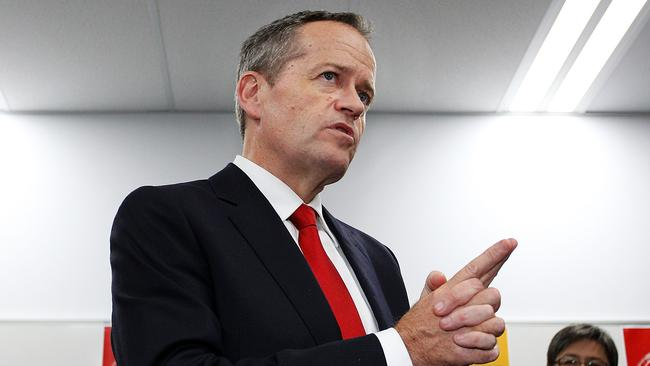 Bill Shorten's scare campaigns on negative gearing, Medicare and the Great Barrier Reef have been shot down.