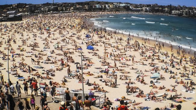 Safety first ... Australia's reputation as a safe place to visit will keep packing the tourists in. Picture: iStock