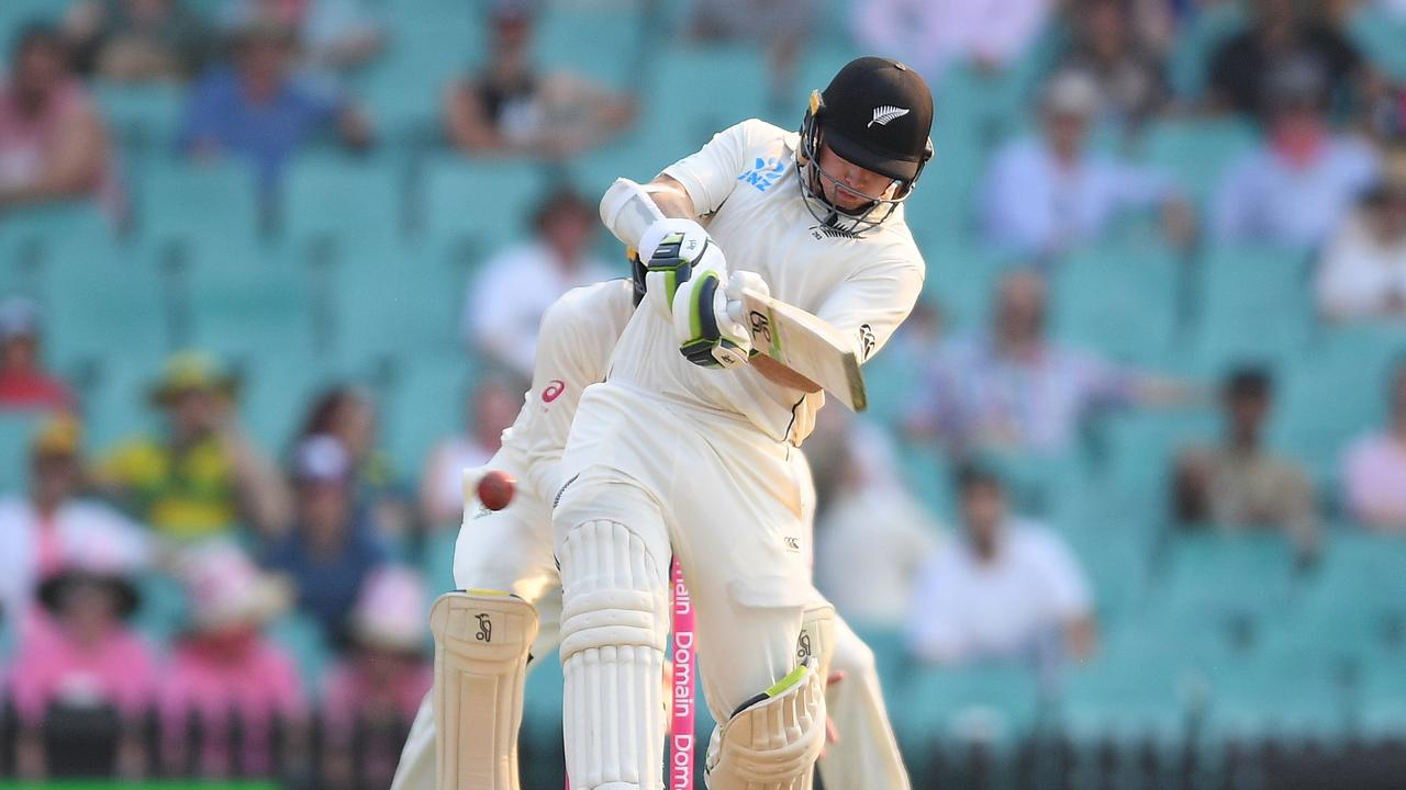 New Zealand reached day two stumps of the third Test without loss.