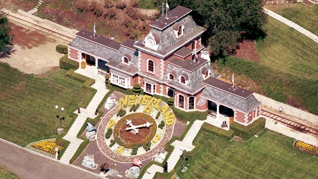 What went on inside Jackson's Neverland ranch? Picture: Jason Kirk/Getty