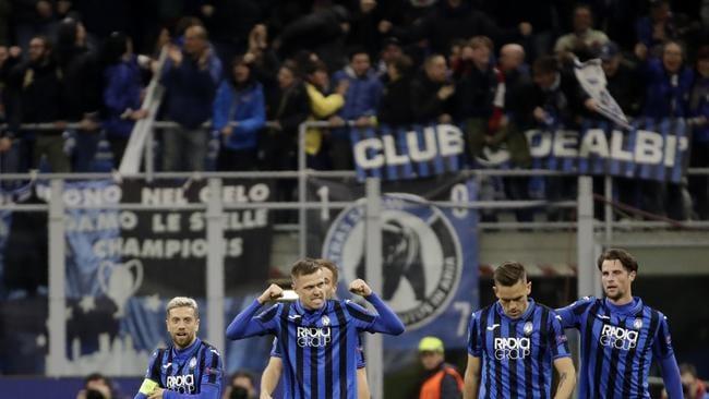 The Atalanta v Valencia game is seen as 'Game Zero' of the coronavirus spread.