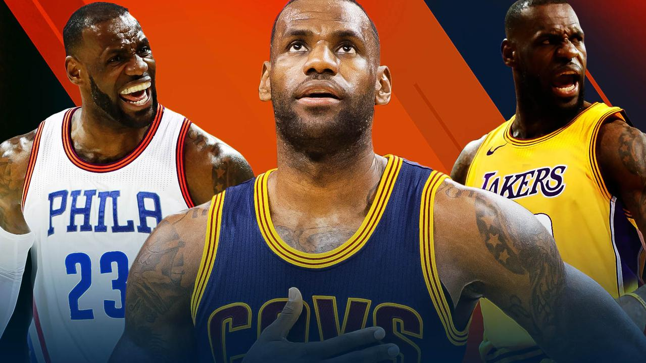 ba8aad12b84 LeBron James  Where will LeBron play in 2019  Free agency analysis ...