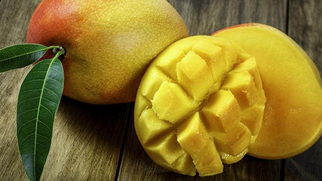 The recall should not affect the price of mangoes.