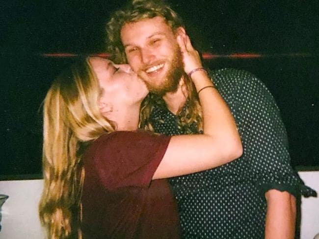 Lucas Fowler and Chynna Deese were said to be deeply in love. They were killed on what was supposed to be a dream road trip to Alaska. Picture: Facebook