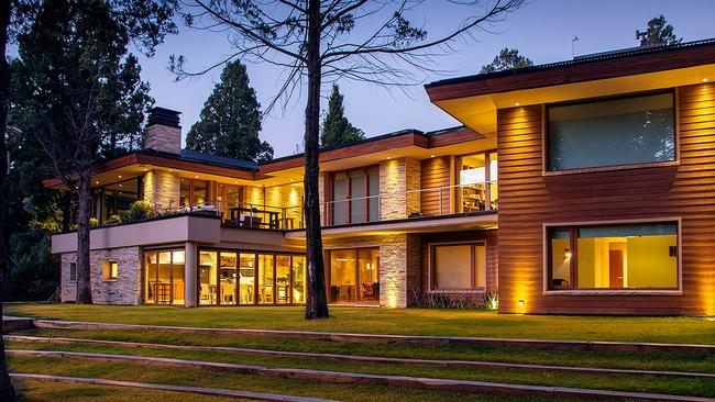 Patagonia, Bariloche, Rio Negro, Argentina. Supplied by Christie's International Real Estate.