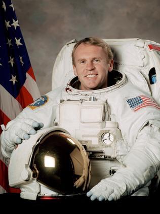Astronaut Andy Thomas. Picture: NASA.
