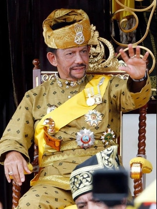 Meet Sultan of Brunei,  Hassanal Bolkiah, Who Owns 7000 Fleet of Cars