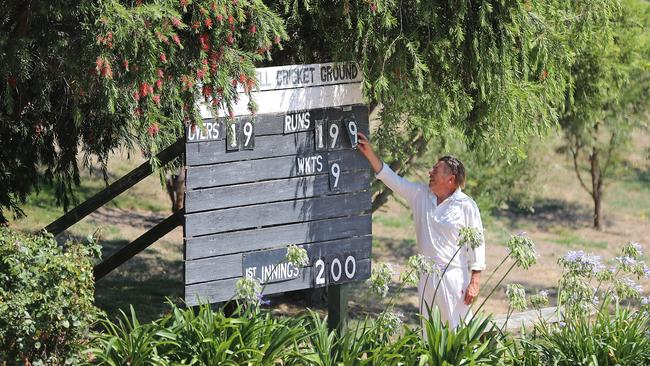 It's hoped the next owner will be able to add to the runs already on the board. Picture: Alex Coppel.