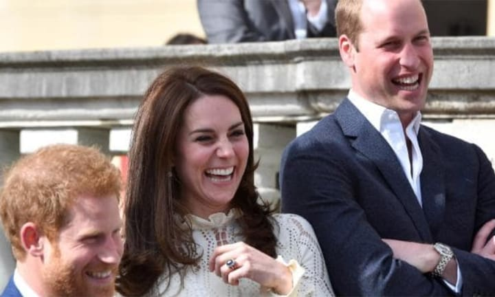 Kate's Christmas gift to Harry is surprisingly cheeky