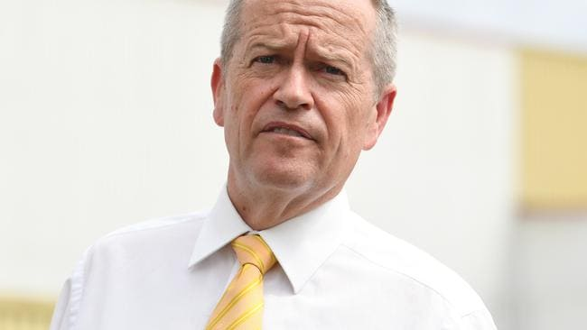 Bill Shorten has a big decision to make. Picture: AAP