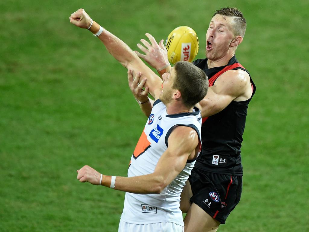 AFL Rd 10 - Essendon v GWS