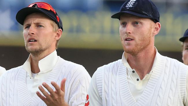 England's captain Joe Root (C) and vice-captain Ben Stokes will have plenty on their minds this summer.