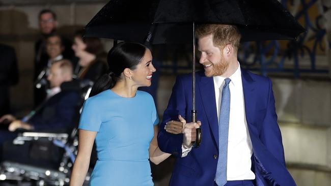 Meghan and Harry are said to be leaning into the LA lifestyle.