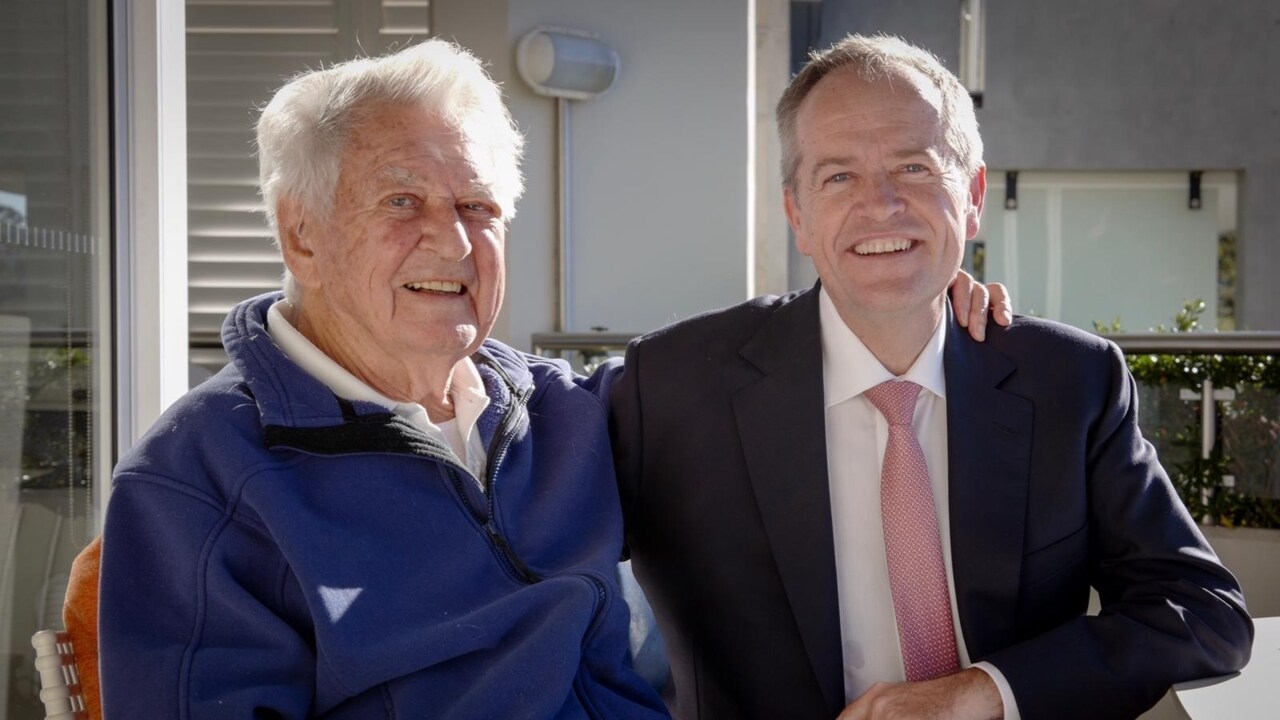 Australia loved Bob Hawke, his legacy will endure forever: Shorten