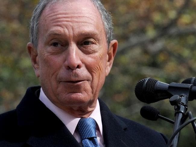 Michael Bloomberg personally paid for his staff's lunches the whole time he was NYC mayor.