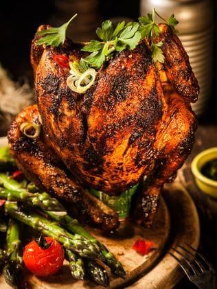 The Rotisserie Free Range Chicken. Picture: Supplied