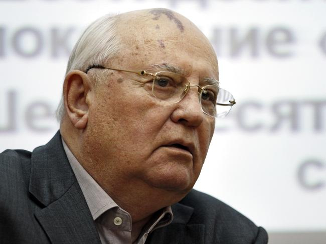 Mikhail Gorbachev resigns as head of Communist Party.