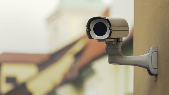 He was eventually busted by CCTV. Picture: iStock