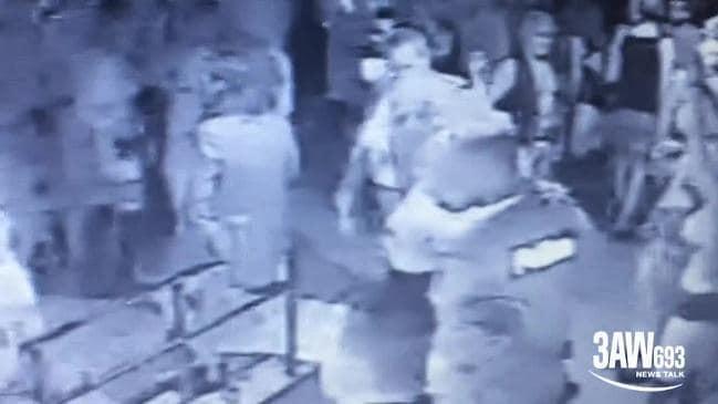 Inflation nightclub CCTV