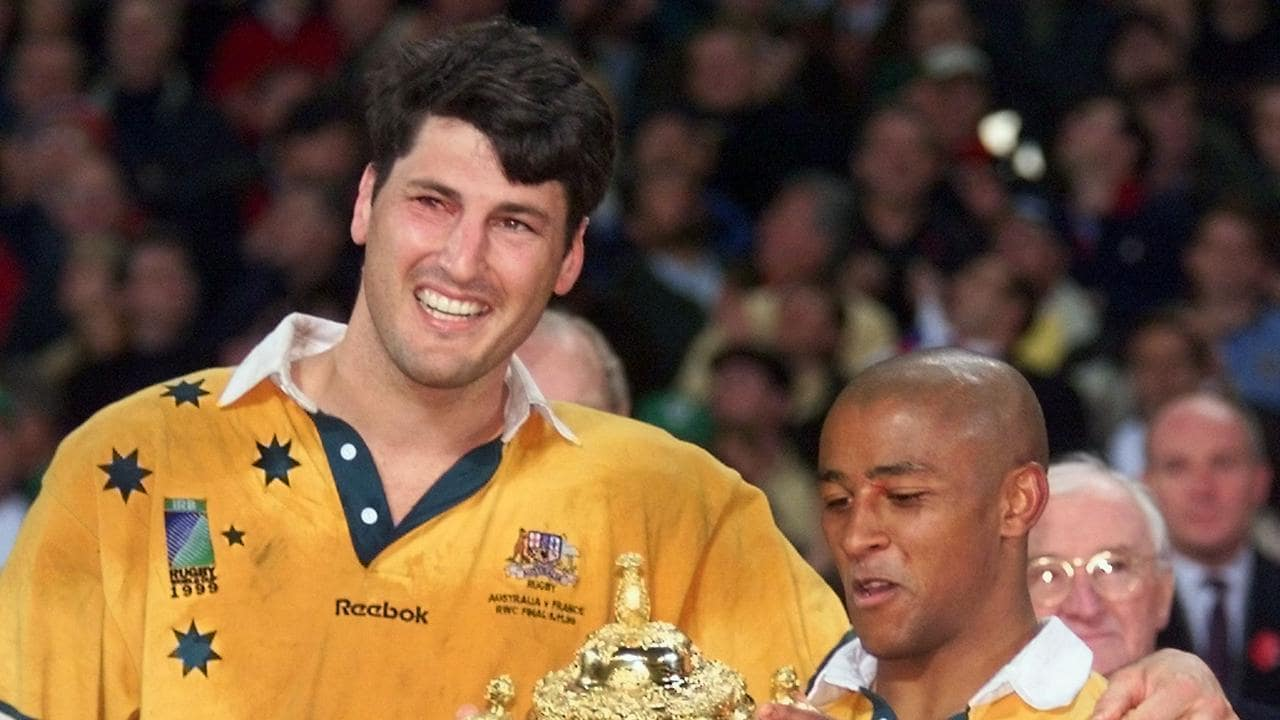 Stephen Jones rated John Eales as the world's eighth best rugby captain of all time.