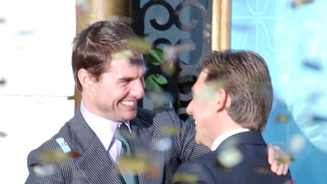 Actor Tom Cruise and David Miscavige will be celebrating if the tactics work.