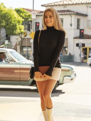 """More of Margot Robbie in """"Once Upon a Time in Hollywood."""" Picture: AP"""