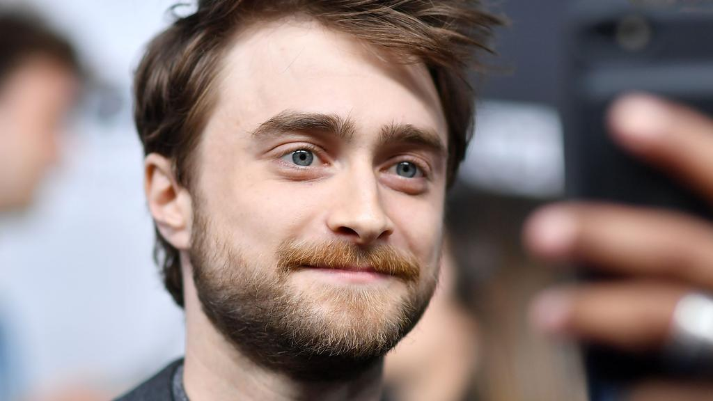 Radcliffe spoke out against Rowling following her tweets. Picture: Angela Weiss/AFP