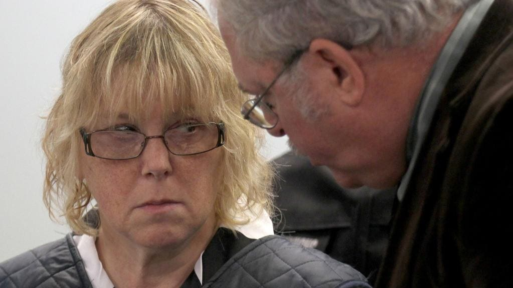 Worker Joyce Mitchell 'planned hit job' on husband in New York