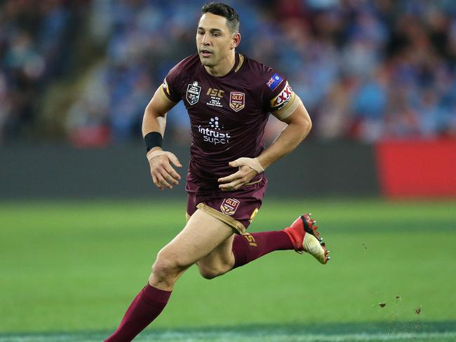 Billy Slater was in a league of his own according to the Australian selectors.