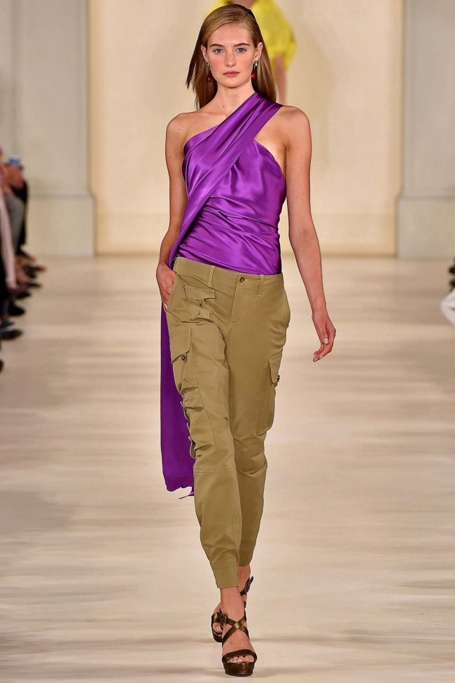 Ralph Lauren ready-to-wear spring/summer '15