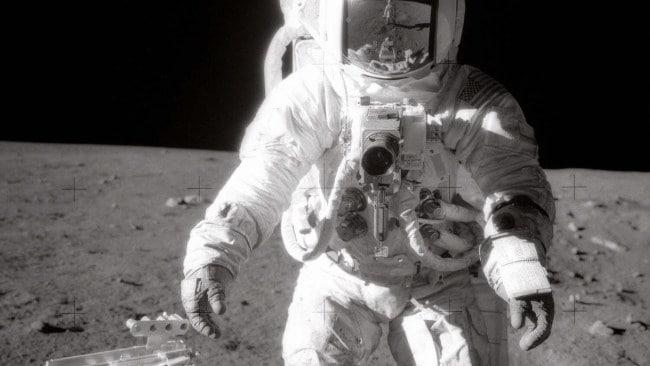 Astronaut Alan Bean.
