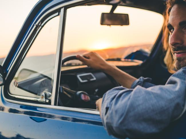 If you or your passenger have a part of your body resting outside of the car it could cost you big time. Picture: iStock