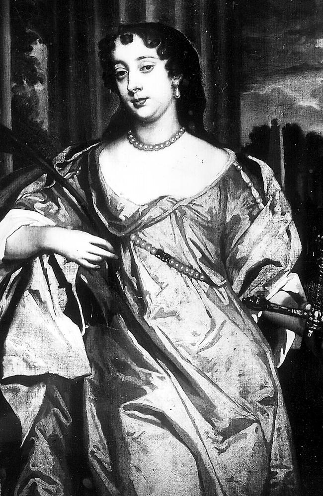 Barbara Villiers is the most celebrated survivor of the many mistresses of Charles Second II.