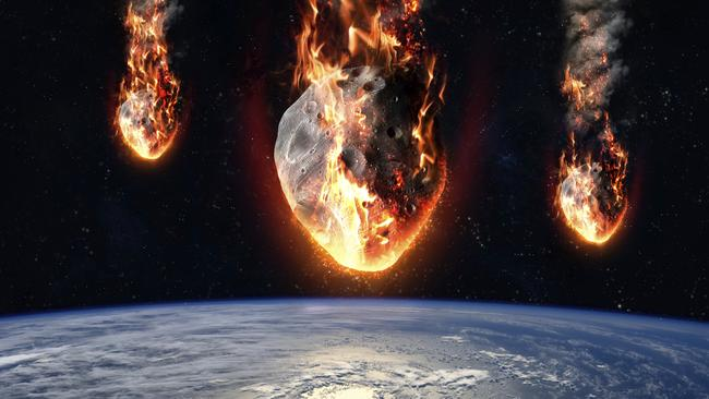 Humans might never have emerged without mass extinctions from space rocks about 250 million and 65 million years ago, the Harvard professor says.