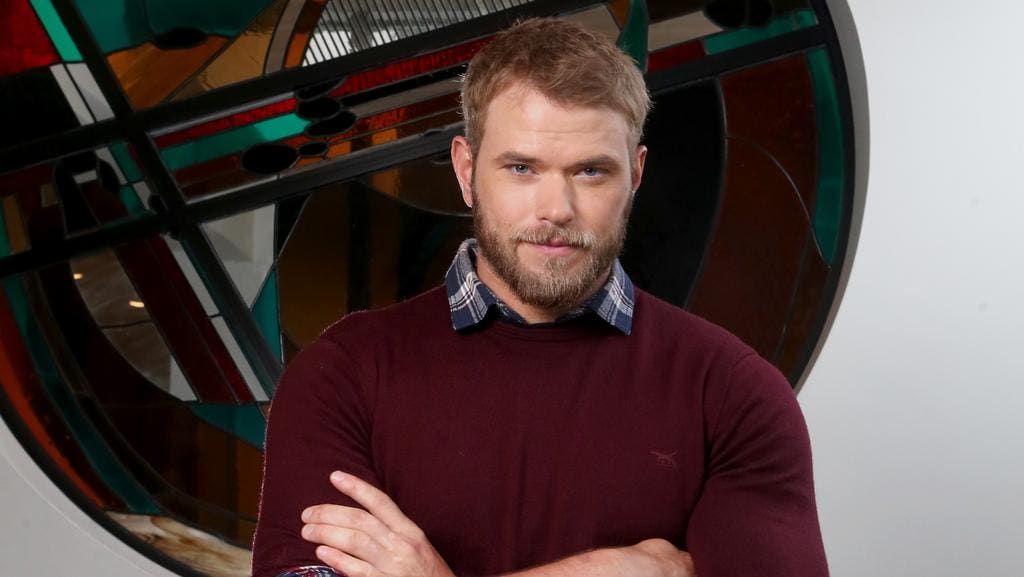 Kellan Lutz Talks New Movie Guardians Of The Tomb