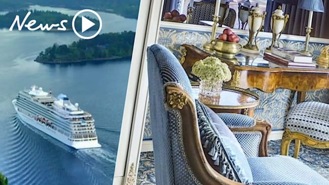 Cruise Ships- The most luxurious rides on the planet