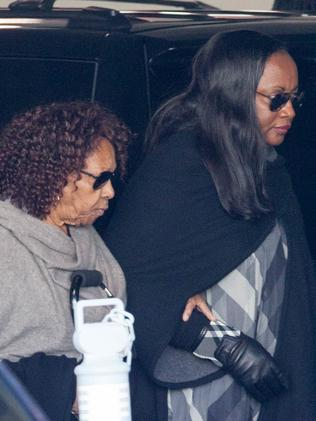 Bobbi Kristina Brown's funeral: Family fight between ...