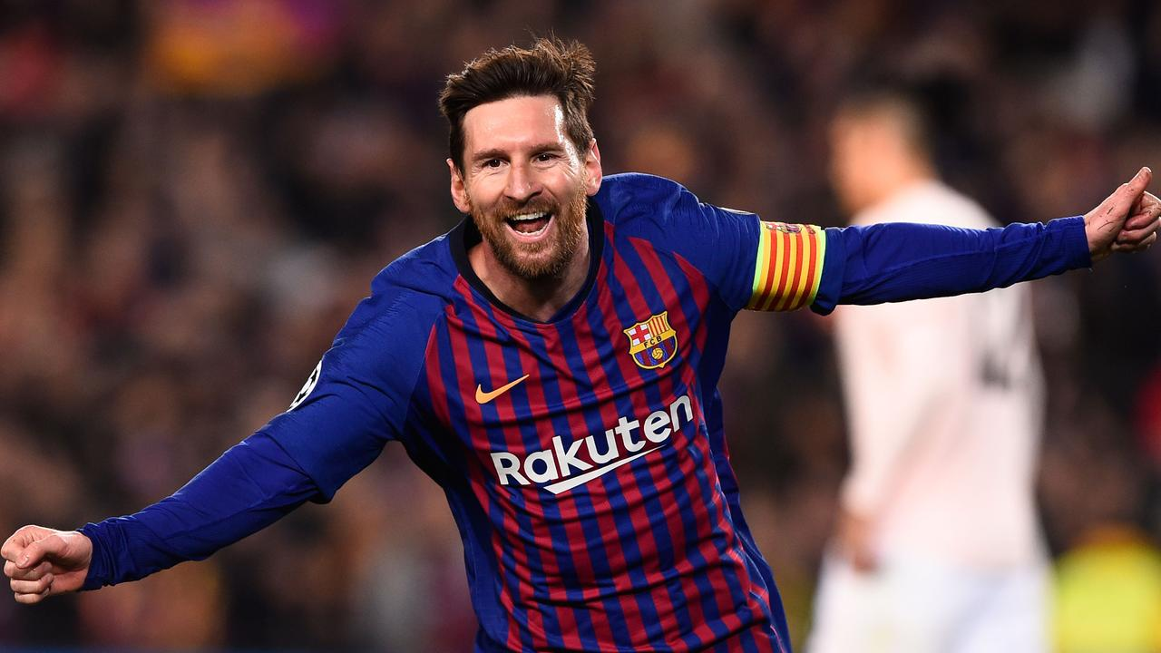 Messi is one of modern football's most decorated players.