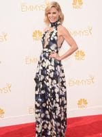Modern Family's Julie Bowen attends the 66th Annual Primetime Emmy Awards. Picture: AFP