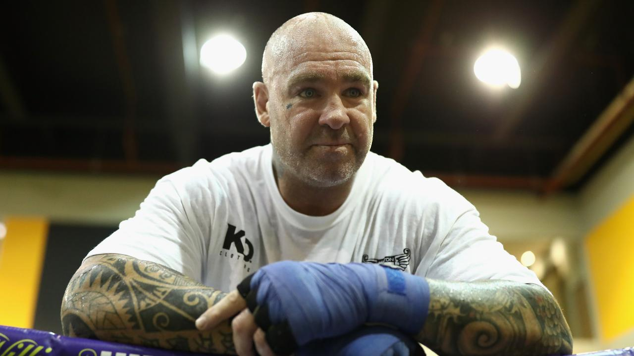 Lucas Browne will split with long-time promoter Ricky Hatton. Picture: Getty
