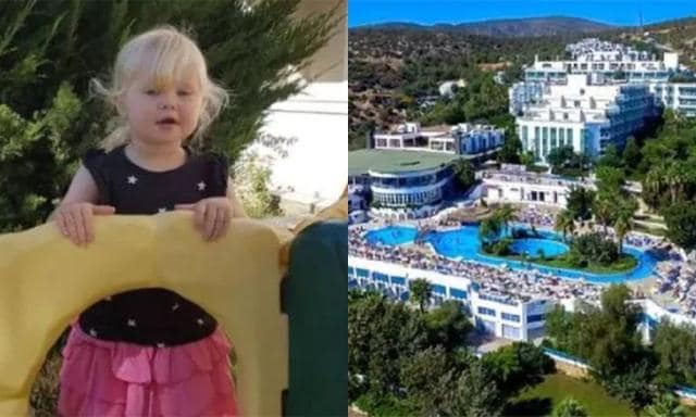 Guests fall seriously ill at same hotel where 3-year-old died