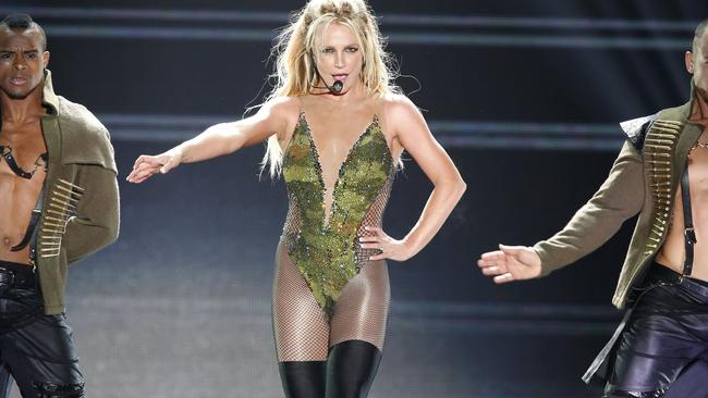 Britney has been under her dad's conservatorship for 12 years. Picture: Yoshika Horita/Creativeman Productions via AP