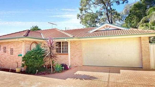 A villa at Reynolds St, Old Toongabbie already under contract. Picture: realestate.com.au