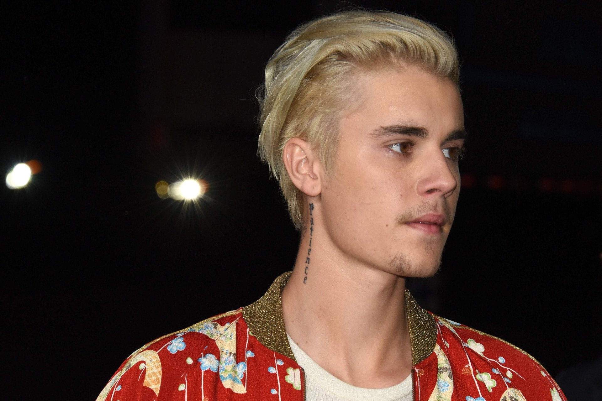 Justin Bieber got two secret face tattoos and literally nobody noticed