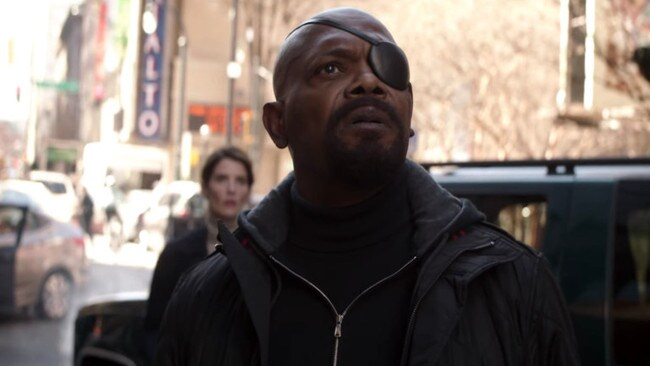 Nick Fury is joining the webslinger's world.