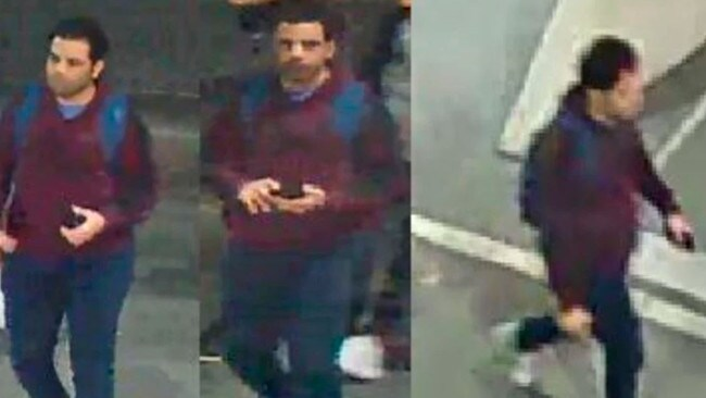 Victoria Police would like to speak to this man captured on CCTV in Melbourne on June 27.
