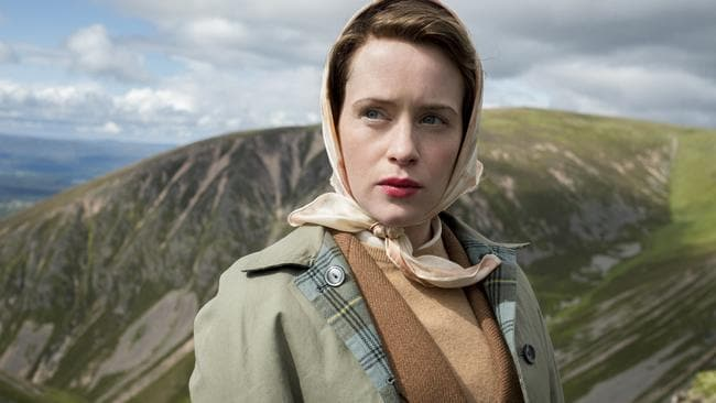 Claire Foy brought humanity to a character we know so little about