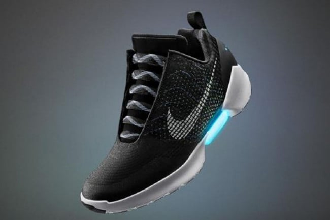 Specs on the NIKE MAG (Back to the Future) shoes… power