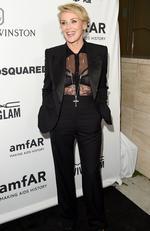 Sharon Stone, 57. Picture: Jason Merritt/Getty Images