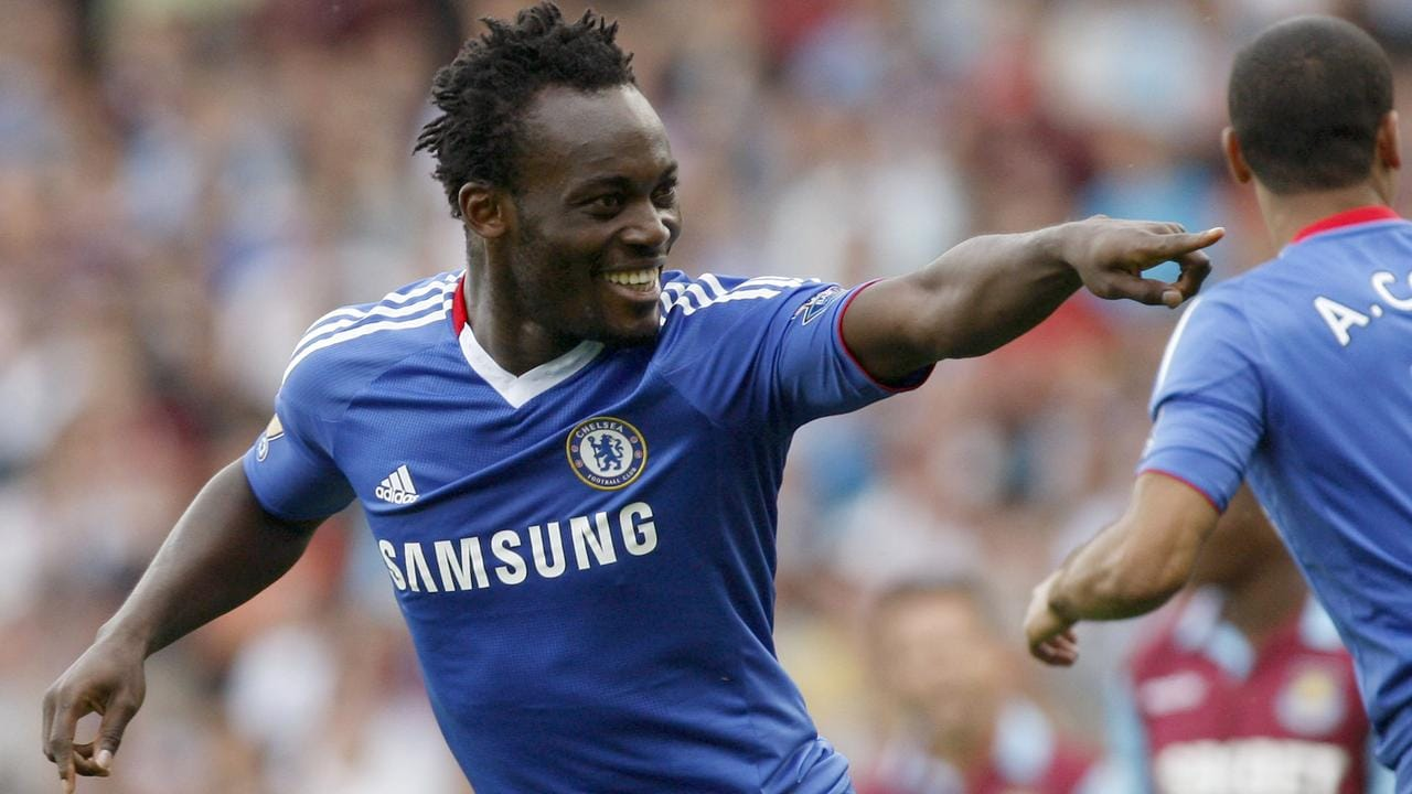 Michael Essien is believed to be in contact with Wellington Phoenix.